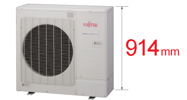 multi inverter Fujitsu