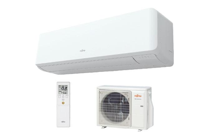 super ECO inverter Fujitsu